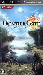 【中古】 FRONTIERGATE(フロンティアゲート) /PSP 【中古】afb