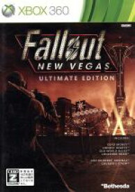 【中古】 Fallout: New Vegas Ultimate Edition /Xbox360 【中古】afb