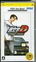 【中古】 頭文字D STREET STAGE PSP THE Best /PSP 【中古】afb