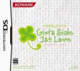 【中古】 ときめきメモリアル Girl's Side 1st Love /ニンテンドーDS 【中古】afb