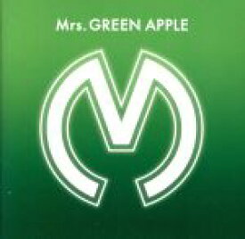 【中古】 Mrs.GREEN APPLE(通常盤) /Mrs.GREEN APPLE 【中古】afb