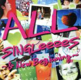 【中古】 ALL SINGLeeeeS〜&New Beginning〜(初回限定盤)(2DVD付) /GReeeeN 【中古】afb