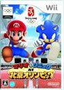 【中古】 マリオ&ソニック AT 北京オリンピック /Wii 【中古】afb
