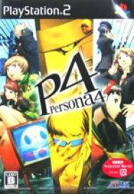 【中古】 ペルソナ4 /PS2 【中古】afb