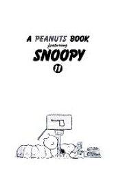 【中古】 A PEANUTS BOOK featuring SNOOPY(11) /チャールズ・M.シュルツ【著】,谷川俊太郎【訳】 【中古】afb