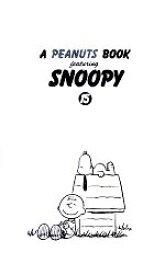 【中古】 A PEANUTS BOOK featuring SNOOPY(15) /チャールズ・M.シュルツ【著】,谷川俊太郎【訳】 【中古】afb