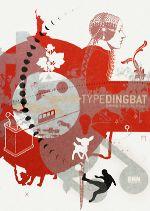 【中古】 TYPEDINGBAT 世界の絵フォントコレクション /芸術・芸能・エンタメ・アート(その他) 【中古】afb