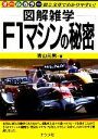 【中古】 F1マシンの秘密 図解雑学/青山元男【著】 【中古】afb