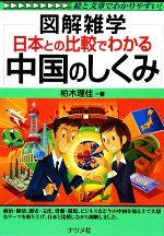 【中古】 日本との比較でわかる中国のしくみ 図解雑学/柏木理佳【著】 【中古】afb