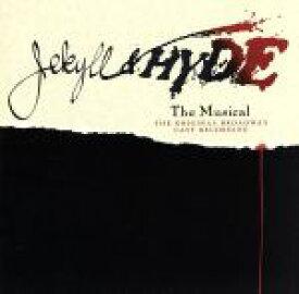 【中古】 【輸入盤】JEKYLL & HYDE THE ORIGIAL BROADWAY CAST RECORDING Atlantic Theatre /(サ 【中古】afb