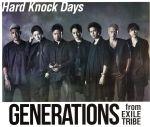 【中古】 Hard Knock Days(ワンコイン盤) /GENERATIONS from EXILE TRIBE 【中古】afb