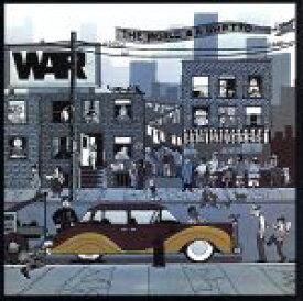 【中古】 【輸入盤】THE WORLD IS A GHETTO /War(ウォー) 【中古】afb