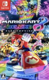 【中古】 マリオカート8 デラックス /NintendoSwitch 【中古】afb