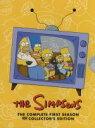 【中古】 ザ・シンプソンズ シーズン1 DVDコレクターズBOX /マット・グレーニング(製作総指揮、原案),大平透(ホ…