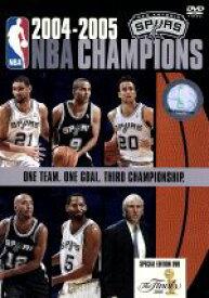 【中古】 サンアントニオ・スパーズ 2004−2005 NBA CHAMPIONS 特別版 /(スポーツ) 【中古】afb