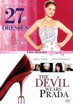 【中古】 「幸せになるための27のドレス」&「プラダを着た悪魔」DVDダブルパック /(洋画) 【中古】afb