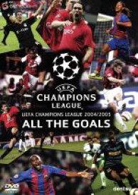 【中古】 UEFA チャンピオンズリーグ 2004−2005 ザ・ゴールズ /(サッカー) 【中古】afb