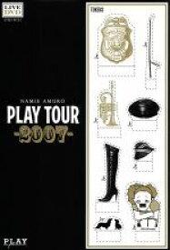 【中古】 NAMIE AMURO PLAY TOUR 2007 /安室奈美恵 【中古】afb