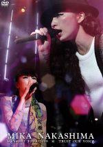 【中古】 MIKA NAKASHIMA CONCERT TOUR 2009 TRUST OUR VOICE /中島美嘉 【中古】afb