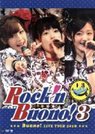 【中古】 Buono! LIVE TOUR 2010 Rock'n Buono! 3 /Buono! 【中古】afb