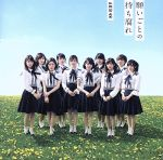 【中古】 願いごとの持ち腐れ(劇場盤) /AKB48 【中古】afb