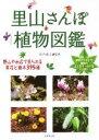 【中古】 里山さんぽ植物図鑑 /宮内泰之(その他) 【中古】afb
