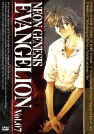 【中古】 NEON GENESIS EVANGELION Vol.07 /庵野秀明(監督) 【中古】afb