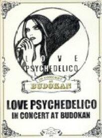 【中古】 IN CONCERT AT BUDOKAN /LOVE PSYCHEDELICO 【中古】afb