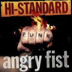 【中古】 【輸入盤】angry fist /Hi‐STANDARD 【中古】afb