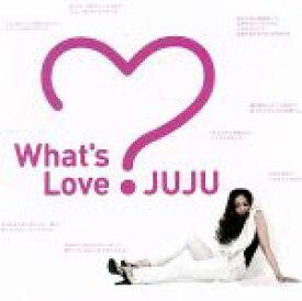 【中古】 What's Love? /JUJU 【中古】afb