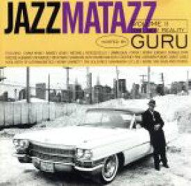 【中古】 【輸入盤】JAZZMATAZZ VOLUME II /グールー 【中古】afb