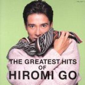 【中古】 THE GREATEST HITS OF HIROMI GO /郷ひろみ 【中古】afb