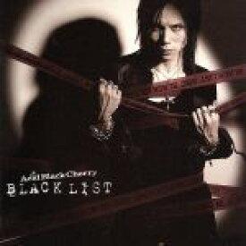 【中古】 BLACK LIST(DVD付A) /Acid Black Cherry 【中古】afb