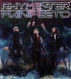 【中古】 マニフェスト(初回限定盤)(DVD付) /RHYMESTER 【中古】afb