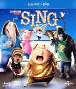 【中古】 SING/シング ブルーレイ+DVDセット(Blu−ray Disc) /マシュー・マコノヒー(バスター・ムーン),トリー・ケリー(ミーナ),スカーレット 【中古】afb