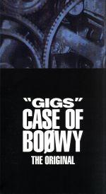 """【中古】 """"GIGS"""" CASE OF BOφWY−THE ORIGINAL−(完全限定盤スペシャルボックス) /BOφWY 【中古】afb"""