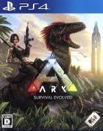 【中古】 ARK: SURVIVAL EVOLVED /PS4 【中古】afb