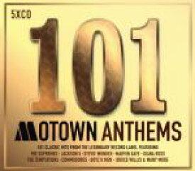 【中古】 【輸入盤】101 Motown Anthems(Box set) /(オムニバス) 【中古】afb