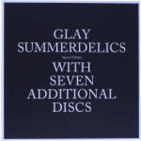 【中古】 SUMMERDELICS(5CD+3Blu−ray+グッズ)(G−DIRECT限定Special Edition) /GLAY 【中古】afb