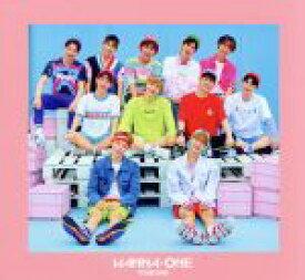 【中古】 1×1=1(TO BE ONE)−JAPAN EDITION−(Pink Ver.)(DVD付) /Wanna One 【中古】afb