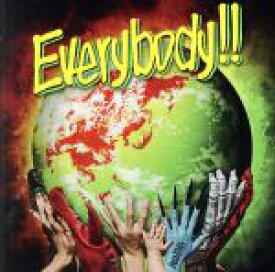 【中古】 Everybody!! /WANIMA 【中古】afb