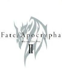【中古】 Fate/Apocrypha Blu−ray Disc BoxII(完全生産限定版)(Blu−ray Disc) /東出祐一郎(原作、シリーズ構成),TY 【中古】afb