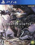 【中古】 モンスターハンター:ワールド /PS4 【中古】afb