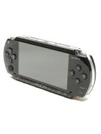【中古】 【箱説なし】PSP「プレイステーション・ポータブル」ブラック(PSP1000) /本体(携帯ゲーム機) 【中古】afb