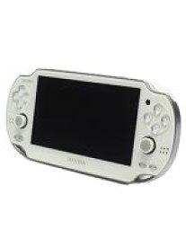【中古】 【箱説なし】PlayStationVita Wi−Fiモデル:クリスタル・ホワイト(PCH1000ZA02) /本体(携帯ゲーム機) 【中古】afb