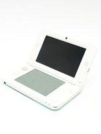 【中古】 【箱説なし】ニンテンドー3DS LL:ミント×ホワイト(SPRSMAAA) /本体(携帯ゲーム機) 【中古】afb