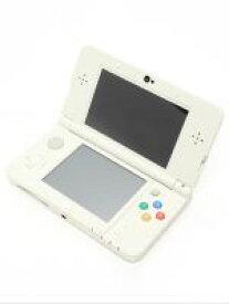 【中古】 【箱説なし】Newニンテンドー3DS:ホワイト(KTRSWAAA) /本体(携帯ゲーム機) 【中古】afb
