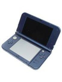 【中古】 【箱説なし】Newニンテンドー3DS LL:メタリックブルー(REDSBAAA) /本体(携帯ゲーム機) 【中古】afb