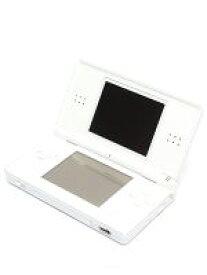 【中古】 【箱説なし】ニンテンドーDS Lite:クリスタルホワイト /本体(携帯ゲーム機) 【中古】afb
