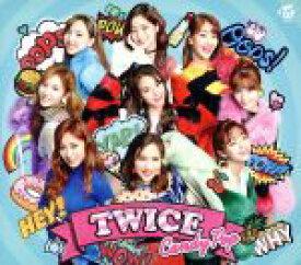【中古】 Candy Pop(初回生産限定盤A)(DVD付) /TWICE 【中古】afb